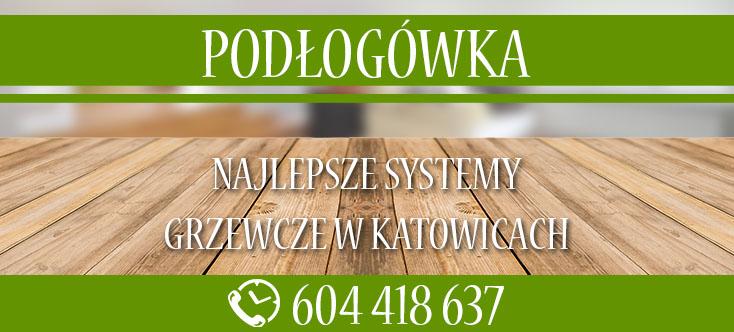 Ogrzewanie podłogowe w Katowicach